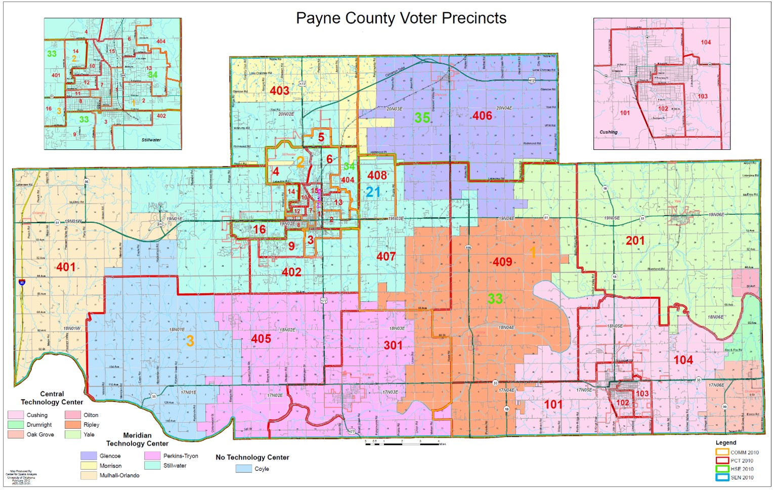 Precinct Meetings Payne County Democrats